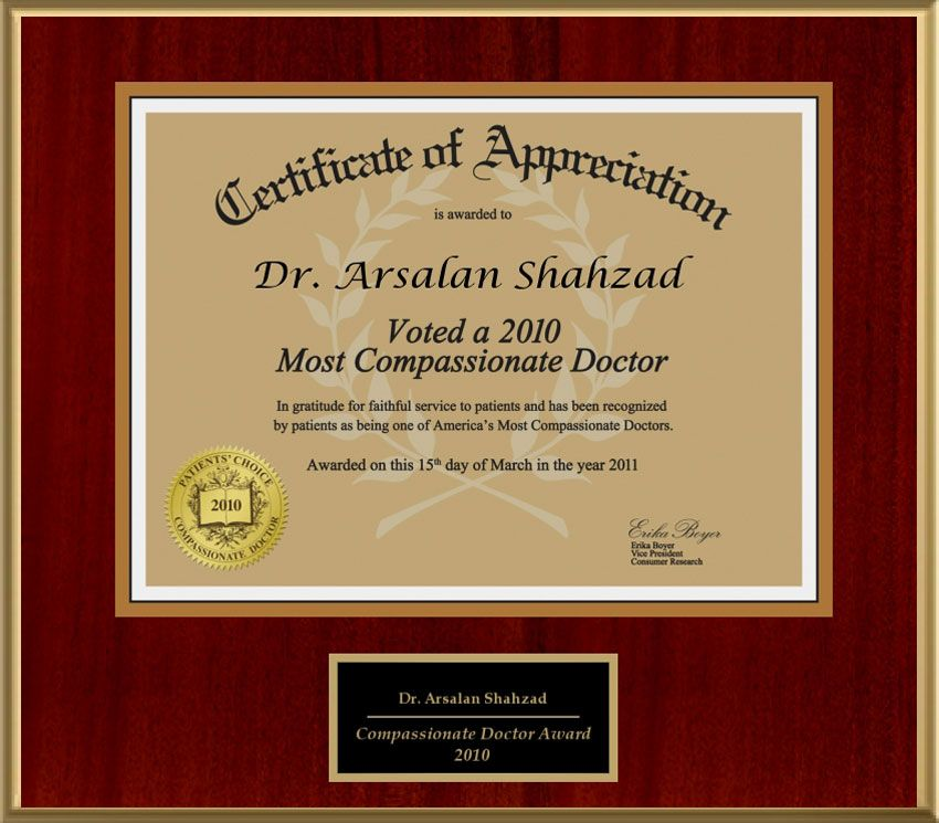 Compassionate Doctor-2010