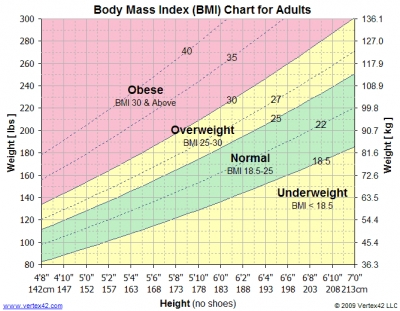 Body Mass Index: What it is all about and how to control it
